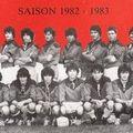 Saison 1982 - 1983