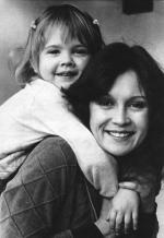 drew barrymore with her mom
