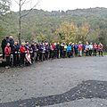 Sortie du 23 novembre 2013 le grand tour de lissac