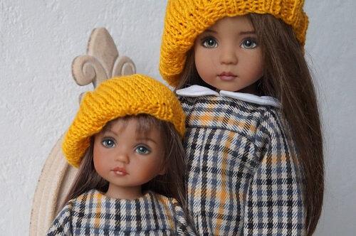 2 soeurs made in Dianna Effner !