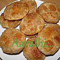 Onion kachori - a rajastani snack
