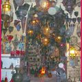 Lampes Artisanat Meknes