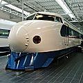 Shinkansen 0 (0系21形式)(1964)