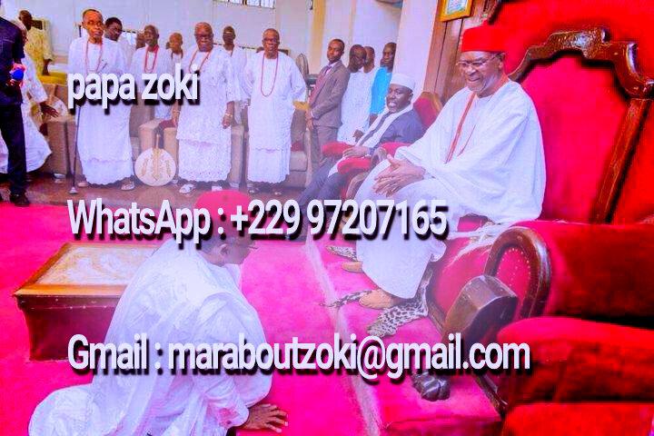 LE PLUS GRAND ET PUISSANT MAITRE MARABOUT VOYANT MEDIUM DU MONDE ET D'AFRIQUE PAPA ZOKI