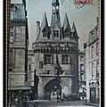 Bordeaux 1 - porte du palais