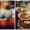 Souvenirs du salon du chocolat 2012 à paris