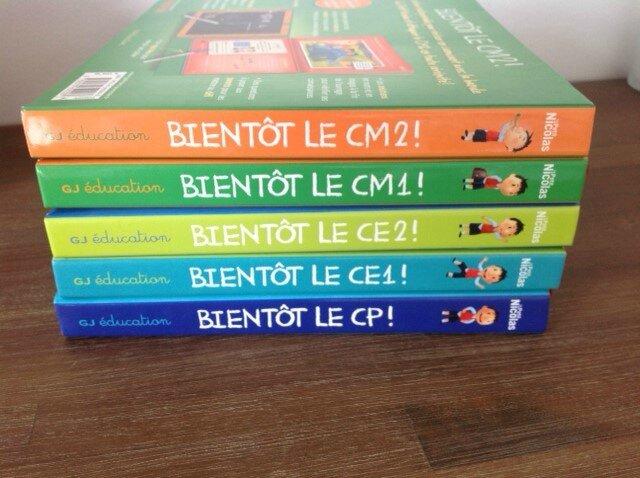 Les Cahiers De Vacances Du Petit Nicolas Du Cp Au Cm2 Gallimard Jeunesse Le Coin Du Livre