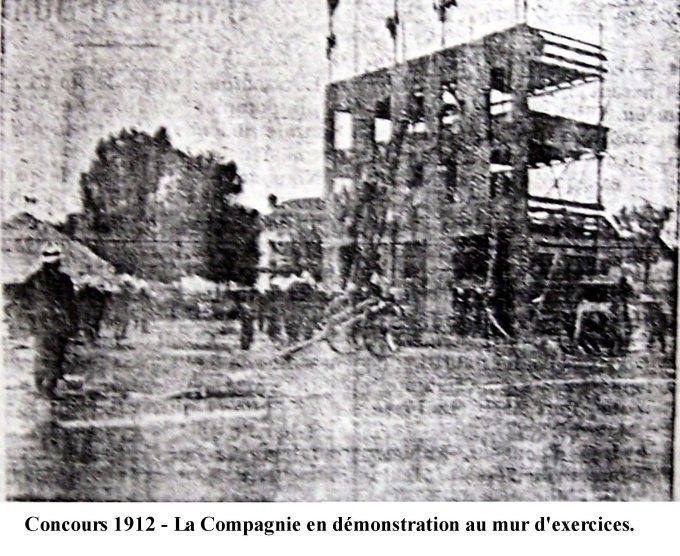 Concours 1912.