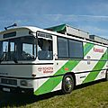 Steyr sl 12h 210 autobus aménagé 1976