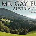 L'autriche accueillera mr gay europe 2014 du 7 au 15 juin prochain