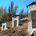 Chemin de Croix (Abriès)