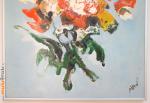 Tableau-peinture-PIERRE-PIGET-Fleurs-7-muluBrok-Brocante