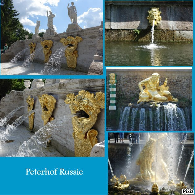 25-Chantal Peterhof Russie