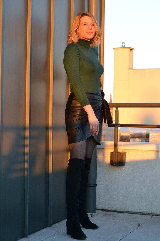 Green and leather - styliz (10)