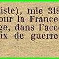 22 juin 1918