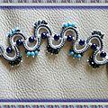 Sine Wave Bracelet