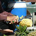 Marché flottant de Caï Rang