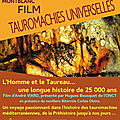 Tauromachies universelles à montblanc (34) - video de présentation
