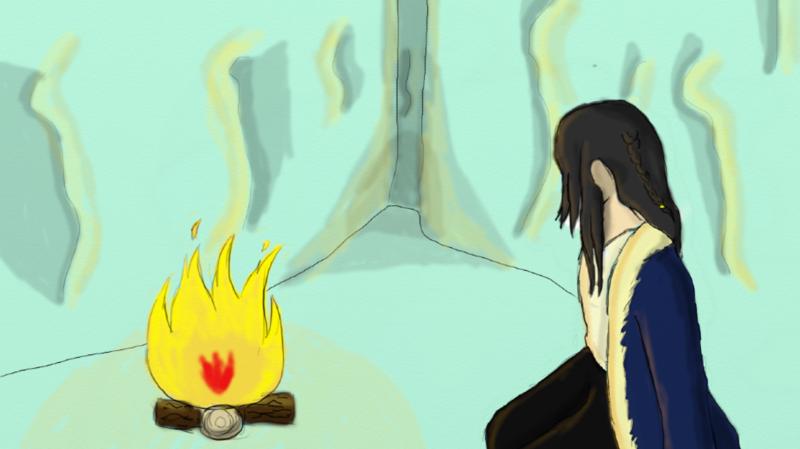 Enoch et feu