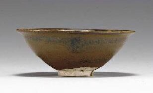 A russet-splashed black-glazed conical bowl, Northern Song-Jin dynasty, 11th-first half 12th century (2)