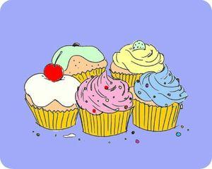 Les pintades a new york les cupcakes chez scrat et gloewen