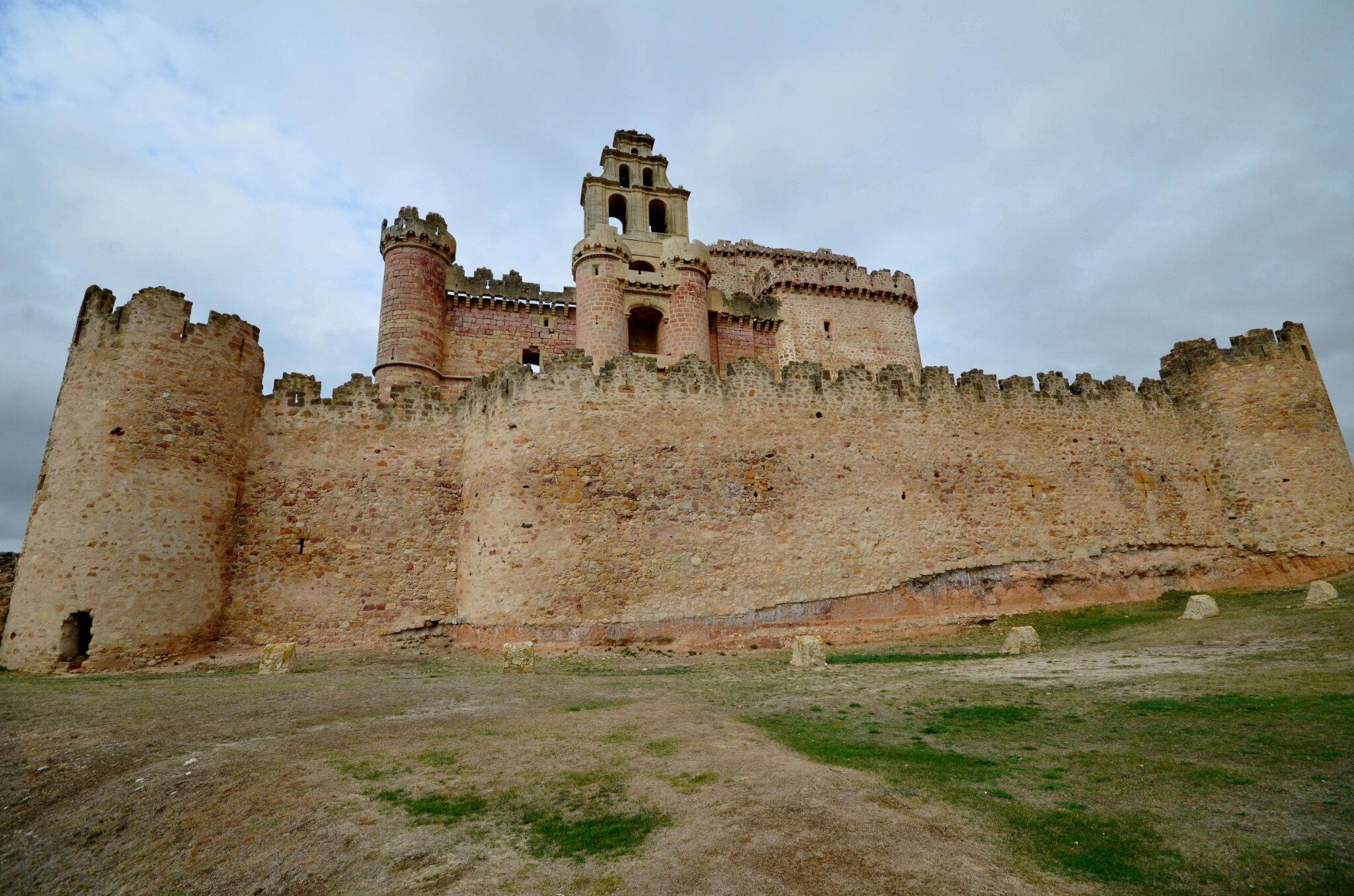 Turegano : et son Château mystérieux
