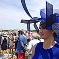 Prix de diane longines : un chapeau d'atelier b parmi les 10 finalistes !