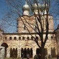 Portes du monastère Borisoglebskiy