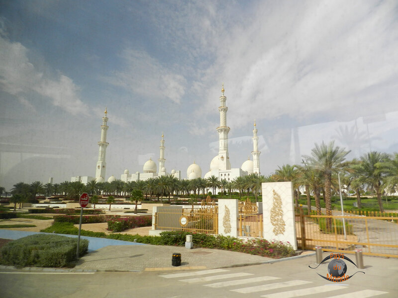 Mosquée Sheikh Zayed