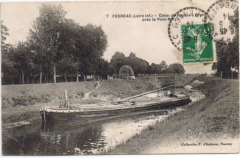 7 FEGREAC (Loire-Inf