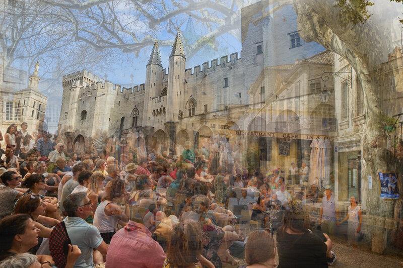 mélimélo37_Avignon_Le festival
