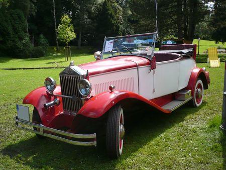 MATHIS type MY roadster 1927 Bad Herrenalb (1)