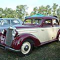 MERCEDES 170 DS W191 découvrable 1953 Créhange (1)