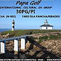 qsl-SPA-155-Isla-Pancha-Ribadeo-lighthouse