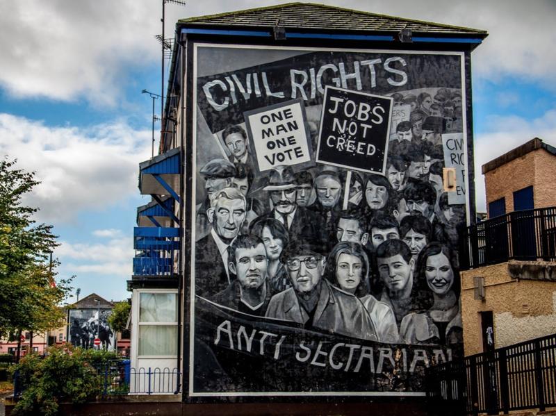 ireland civil rights
