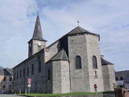 OHAIN - L'église