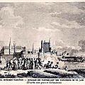 Ancien Nantes - attaque de Nantes 1793