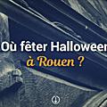 Lubrizol plus d'un mois après: le fantôme du président de la république, enfin à rouen... la veille d'halloween!
