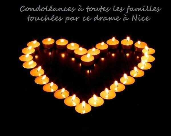 condo bougies coeur