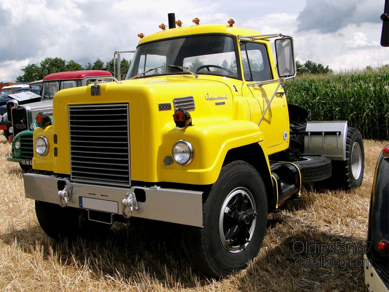 International Harvester Fleetstar 2000 Diesel 1962-1971-01