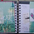 Agenda et dd... quelques pages !!