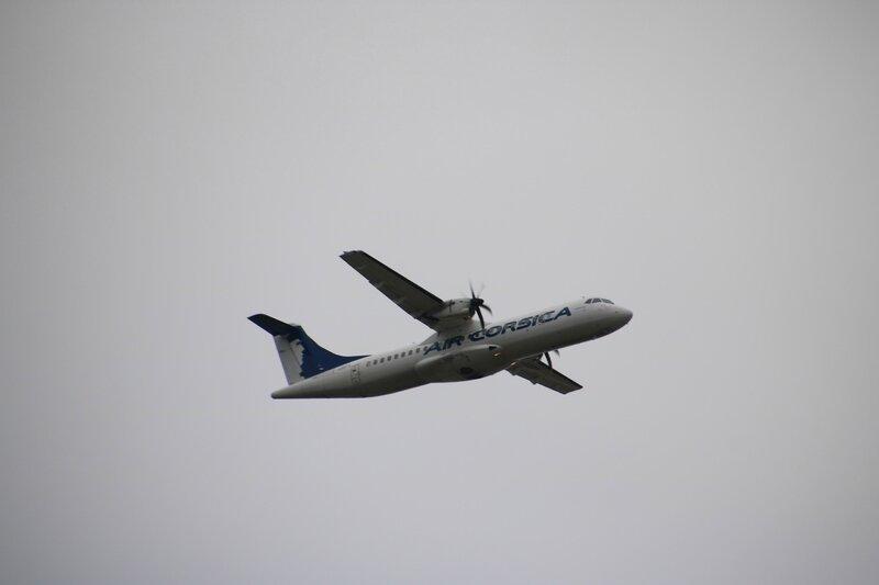 ATR 72-500 d'Air Corsica