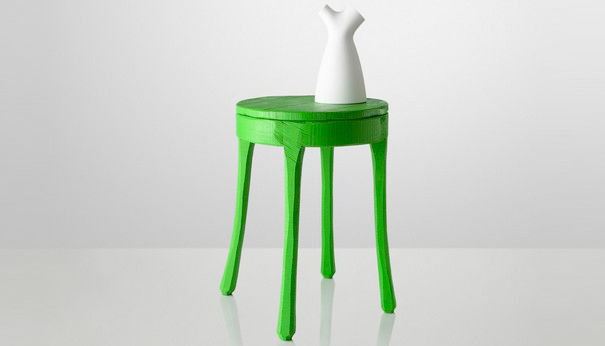 Raw - Side Table - design JENS FAGER
