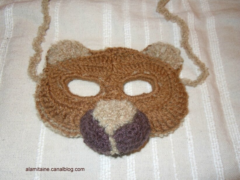 masque ours02