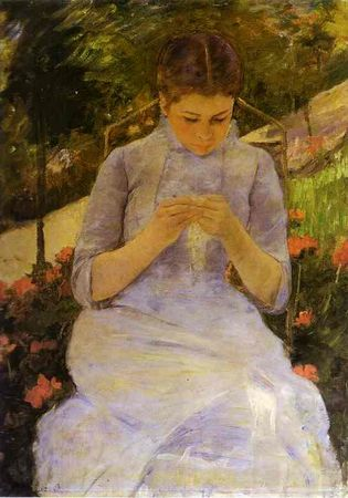 Sewing_Woman