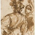 Collectors enthuse over drawings offered by katrin bellinger at colnaghi at le salon du dessin, paris