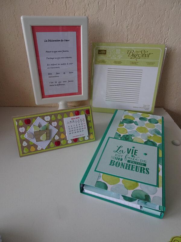 3b Ensemble de petits cadeaux pour nelle filleule