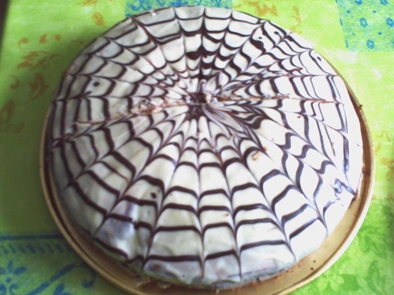 Un Autre Decor De Gateau Millefeuille Au Chocolat Blanc Cuisine D