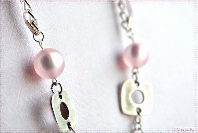 Collier printemps rose4