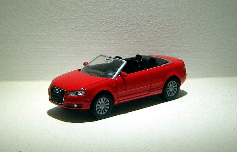Audi A4 cabrio 3
